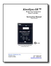 KinetSync-SR Manual