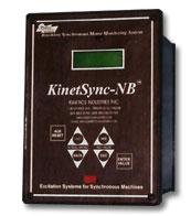 Brushless Type Synchronous Motors Exciter KinetSyncNB Logic