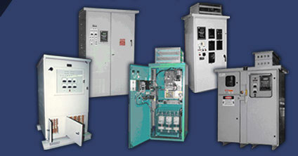 Kinetics Industries is an integrated manufacturer of highly reliable and durable SCR regulated and diode line-regulated power rectifiers, industrial DC power supplies, fuseless bolted fault rated magnet rectifiers, flux forcing magnet rectifiers, crane rectifiers, DC substations, synchronous motor field & generator excitation systems and power conversion solutions.